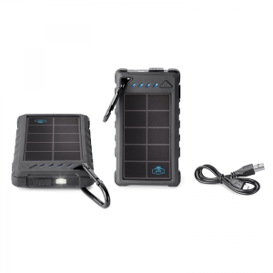 Off-Road 8,000 mAh Solar Power Bank