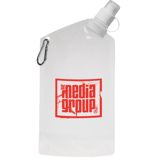 Cabo 20-oz  Water Bag with Carabiner | Drive Sportswear